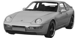 Porsche 968 1991-1998