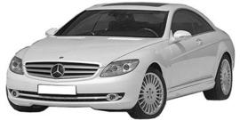 Mercedes CL C216 2006+
