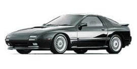 Mazda RX2 - RX3 - RX4 - RX5 - RX7
