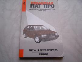 Vraagbaak Fiat Tipo 1988-1992