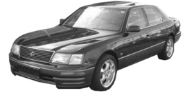 Lexus LS 1994-2000