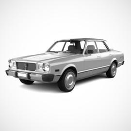 Toyota Cressida 1977 tot 1981