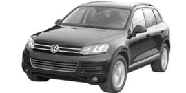 Volkswagen Touareg 04/2010 tot 2014