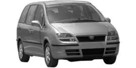 Fiat Ulysse 2002+