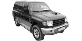 Mitsubishi Pajero 1996-1999 V20,V40
