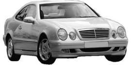 Mercedes CLK C208 1997-2003