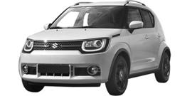 Suzuki Ignis  vanaf 1/2017+