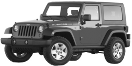 Jeep Wrangler 2007+