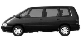 Renault Espace  tot 1997