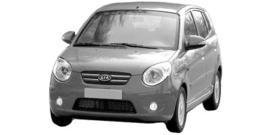 Kia Picanto 11/2007 tot 05/2011
