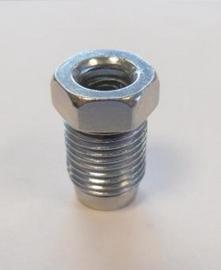 Remleiding wartel M10 x 1 x5 mm