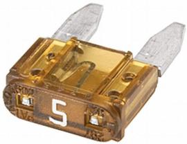 Mini steekzekering 5 A