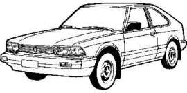 Honda Accord 1982-1985