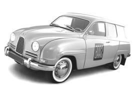 Saab 95 - 96