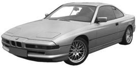 BMW 8 Serie E31 1990-19999