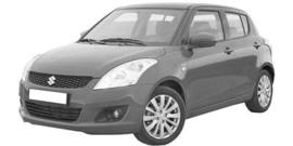 Suzuki Swift 08/2010-2017