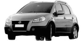 Fiat Sedici 2006+