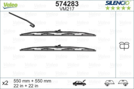 Ruitenwisserset Peugeot 405