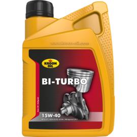 Bi-Turbo  15W 40