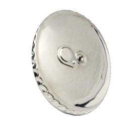 Tankdop Mercedes Actros / Atego / Unimog met slot 80mm binnendiameter