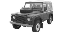Landrover 90 / 110 1983-1990