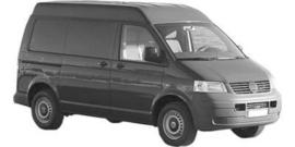 Volkswagen Transporter T5 2003-2009