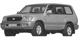Toyota Landcruiser 100 1996-2007
