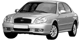 Hyundai Sonata 2002-2004