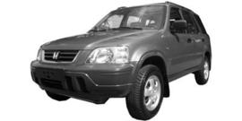 Honda CRV tot 2002