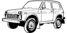 Lada Niva 1977-1992