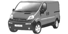 Renault Trafic 07/2001-08/2006