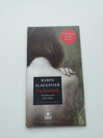 Luisterboek Karin Slaughter Nachtschade 1CD