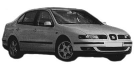 Seat Toledo 1999 -2004