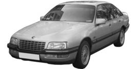 Opel Senator B 8/1987-1993