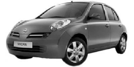 Nissan Micra 2003-2011