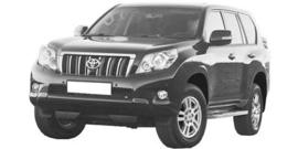 Toyota Landcruiser J15 2009-2013