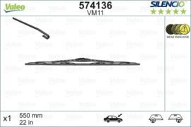 Ruitenwisserset Mazda 6 2002-2008