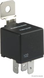 WisselRelais 5 Polig  met diode 40 Amp