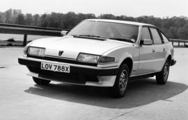 Rover 2000 - 2300 - 2400 - 2600 - 3500 SD1 1976-1987