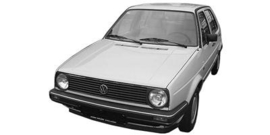 Volkswagen Golf 2 1983-1992