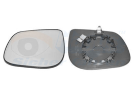 Spiegelglas Kia Picanto 05/2011 - 2015 Links