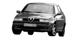 Alfa Romeo 155 1993-1997