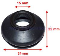 Fusee Rubber 31mm x 22mm G15