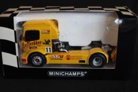 Model Mercedes-Benz Race Truck Team Hasseroder 1:43