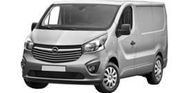 Opel Vivaro 9/2014-2019