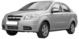 Chevrolet Aveo Sedan 2006-2011