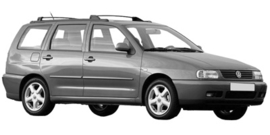 Volkswagen Polo 1998 -2002 break