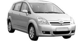 Toyota Corolla Verso 2004-2009