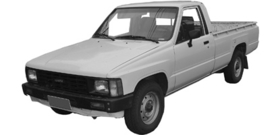 Toyota Hi-Lux 1984-1988