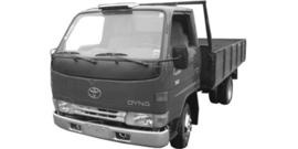Toyota Dyna 150 1995-2001